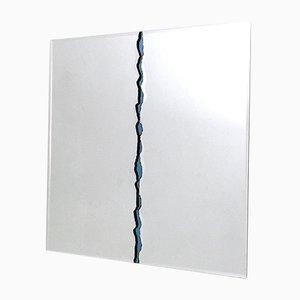 Specchio da parete di Gallotti & Radice, Italia, anni '80