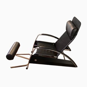 Grand Repos Lounge Chair by Jean Prouvé for Tecta, 1980s