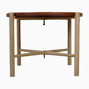 AT53 Folding Coffee Table by Hans J. Wegner for Andreas Tuck, 1955