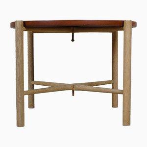 Tavolino AT53 pieghevole di Hans J. Wegner per Andreas Tuck, 1955