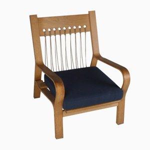 Mid-Century GE671 Stuhl von Hans J. Wegner für Getama, 1967