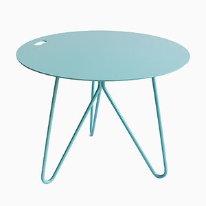 Seis Center Table in Blue by Mendes Macedo for Galula