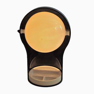 Space Age Telegono Lampe von Vico Magistretti für Artemide