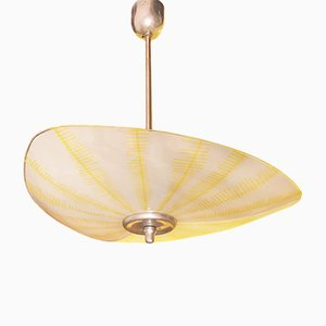 Vintage Czech Ceiling Light from Napako, 1960s