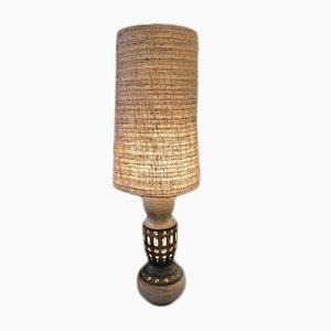 Ceramic Floor Lamp by Georges Pelletier, 1970s