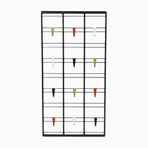 Mid-Century Toonladder Coat Rack by Tjerk Reijenga for Pilastro, 1960s