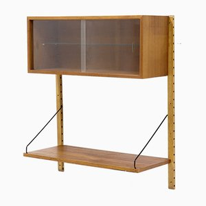 Mid-Century Royal Teak Wall Unit by Poul Cadovius for Cado, 1950s