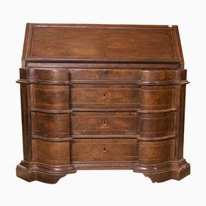 Vintage Walnut Dresser, 1980s