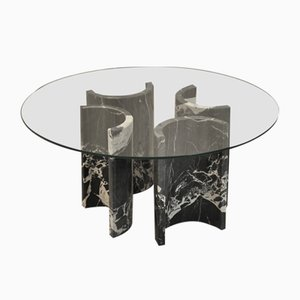 Mesa de centro ajustable de Serge Binotto para Sergiotto, 2018