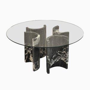 Tavolino da caffè regolabile di Serge Binotto per Sergiotto, 2018