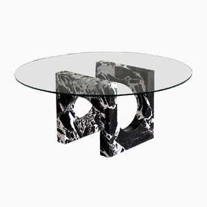 Tavolino da caffè Reverso di Serge Binotto per Sergiotto, 2018