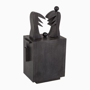 Escultura Oizal CoBrA de Serge Vandercam, 1974