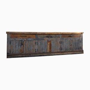 Aparador vintage de madera