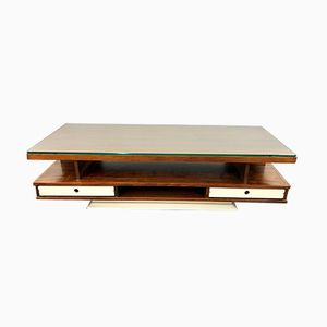 Vintage Coffee Table by Claudio Salocchi for Sormani, 1970s