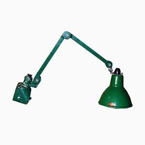 Industrielle Vintage Mechanikerlampe von EDL, 1930er