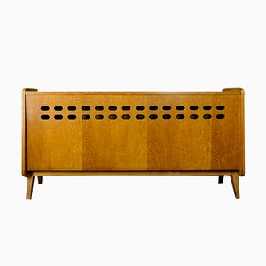 Oak Sideboard from Interier Praha, 1960s