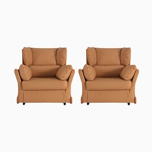 Viola D'amore Armchairs by Piero de Martini for Cassina, 1977, Set of 2