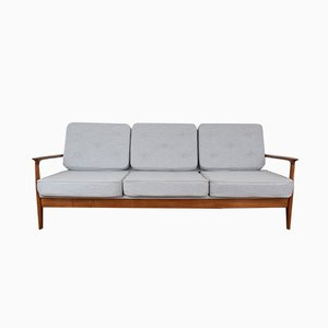 Mid-Century Sofa by Eugen Schmidt for Soloform, 1960s