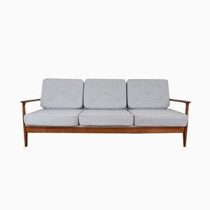 Mid-Century Sofa by Eugen Schmidt for Soloform, 1960s