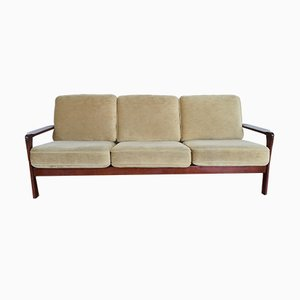 Mid-Century Danish Three-Seater Sofa, 1960s