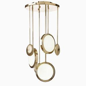Lampada Pendulum di Villa Lumi