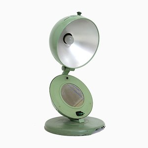 Green Workshop Lamp, 1930s