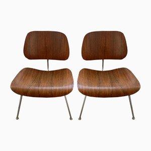 Sedie LCM di Charles & Ray Eames per Herman Miller, anni '50, set di 2