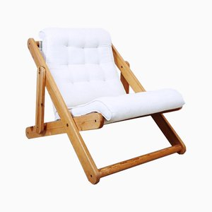 Vintage Kon-Tiki Lounge Chair from Ikea, 1970s