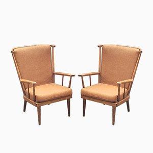 Vintage Belvoir Stühle von Baumann