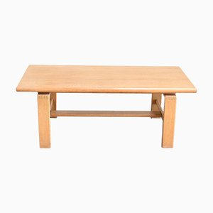 Vintage Bonanza Coffee Table in Oak by Esko Pajamies for Asko
