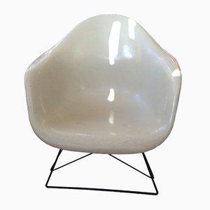 Vintage Sessel mit niedrigem Gestell von Charles & Ray Eames für Herman Miller