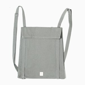 Grey Toteback Bag from Winter in Holland, 2018