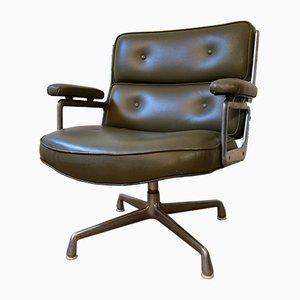 Sedia girevole di Charles & Ray Eames per Herman Miller, anni '60