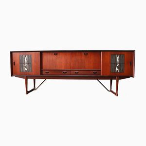 Sideboard by Louis van Teeffelen for Webe, 1950s