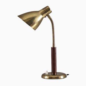 Lámpara de mesa Mid-Century de Böhlmarks, años 40