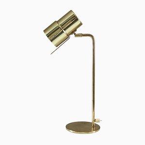 Lámpara de mesa B195 de latón de Hans-Agne Jakobsson, años 60