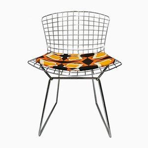 Vintage Beistellstuhl von Harry Bertoia für Knoll International, 1970er