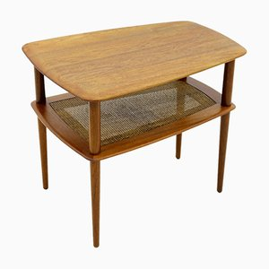 Tavolino di Peter Hvidt e Orla Molgaard Nielsen per France & Daverkosen, anni '50