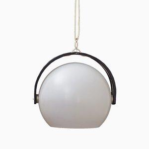 Lámpara colgante esférica de Temde, años 70