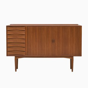 OS63 Teak Sideboard by Arne Vodder for Sibast, 1960s