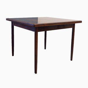 Extendable Rosewood Table by Kurt Østervig for KP Mobler, 1960s