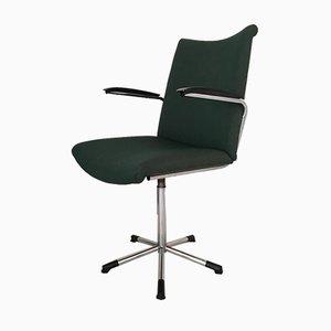 Chaise de Bureau 3314 Vintage de De Wit Schiedam