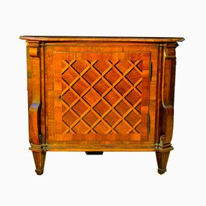 Louis XVI Walnut Corner Sideboard, 1700s