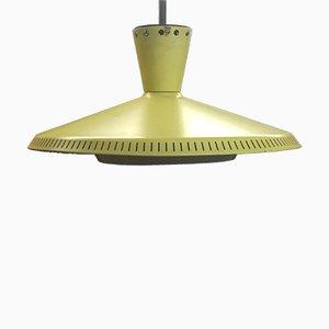 Lámpara colgante NB 92 de Louis Kalf para Phillips, años 50