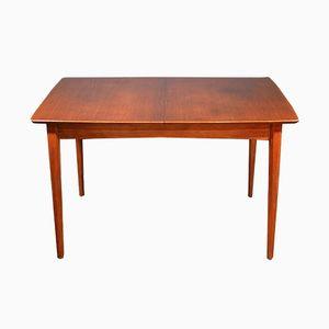 Erweiterbarer Vintage Tisch aus Teak von Greaves & Thomas
