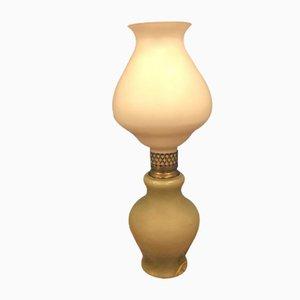 Lámpara de mesa de Venini, años 50