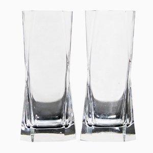 Bicchieri da long drink Cibi di Cini Boeri per Arnolfo Di Cambio, 1973, set di 2