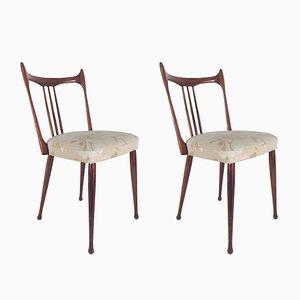 Deutsche Stühle von Stevens, 1960er, 2er Set