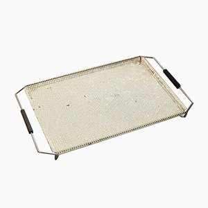 Vintage Dutch Metal Tray from Pilastro, 1950s