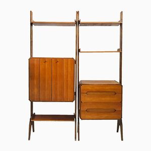 Système d'Étagère Vintage, 1960s